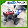 Alibaba China 22hp water cool Condenser (radiator) walking tractor ,cheap power tiller tractor price list