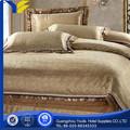casa venta caliente tela de raso bordado conforter conjunto ropa de cama de venta al por mayor