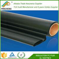 UL V-0 Velvet /Matte Flame Retardant Polycarbonate Film/Sheet for Heat Insulation Material