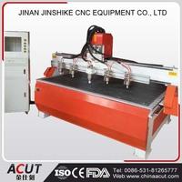 High Configration CNC Router /cnc multi-head engraving machine