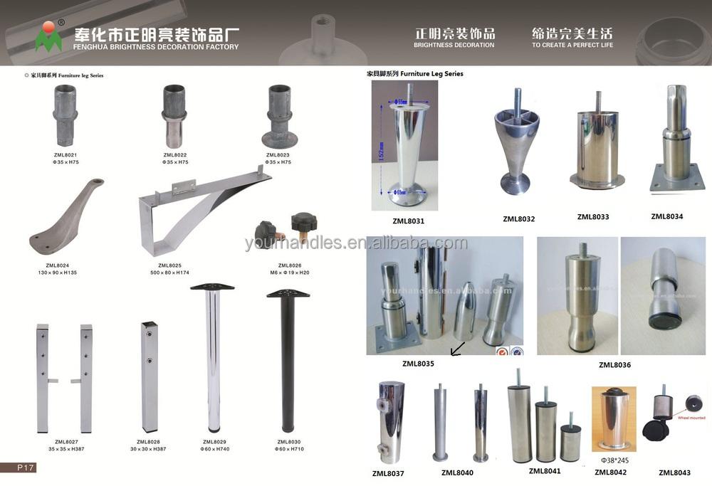 2015 Hafele Adjustable Steel Legs Support Base Leveler ...
