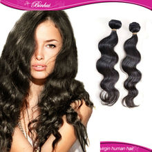 New Products No Synthetic Body Wave 100% Peruvian Virgin Hair