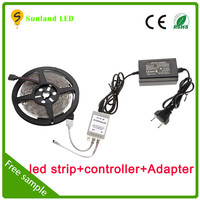 Flexible waterproof IP65 connectable high-power led strip light