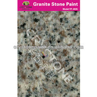 Best sell imitated granite paint/liquid marble coating premium modified acrylic wall finish