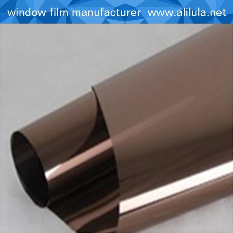 Pet architectural film decorative window film reflective for Film protection uv fenetre
