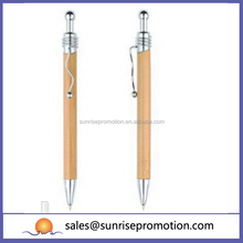 Promotional wholesale pen wood ,recycled pen