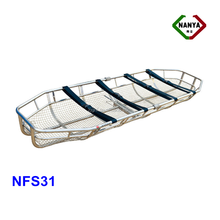 NFS31 Rescue stainless Steel basket stretcher for ambulance