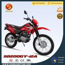 200cc Big Power Dirt Bike with 2.50-10 Tire HyperBiz SD200GY-12A