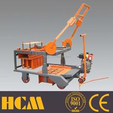 QMR4-45 automatic concrete brick making machine indonesian nude