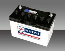 Lead acid battery N80AH dry charging battery ,starting battery