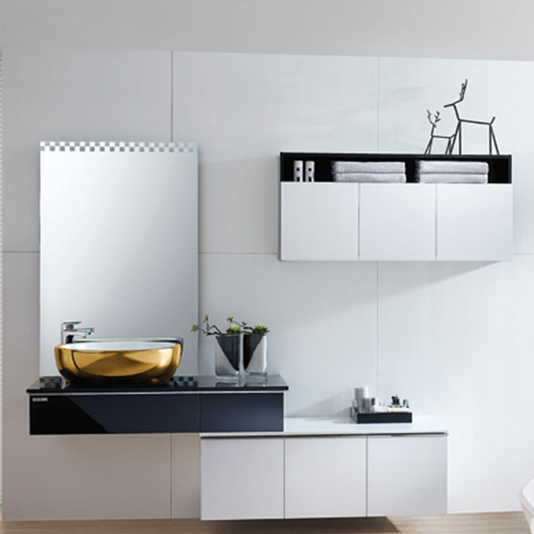 Chinese High End Gloss Painted Tall Modern Bathroom Vanity Buy Bathroom Vanity Modern Bathroom