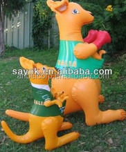ANBEL Inflatable Kangaroo Blow Up Yard Fun Party Childrens Kids Toy