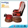 Fiberglass basin spa pedicure manicure and pedicure set