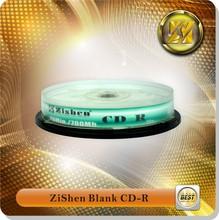 Zishen Blank Cdr Disc,Branded Cdr Cake Box Packaging