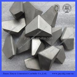 Tungsten carbide shield cutter