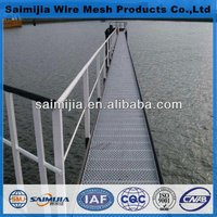 High quality checkered plate for bridge