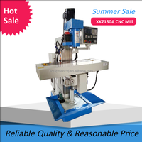 XK7130 Economic Small CNC Milling Machine For Sale
