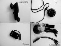Bluetooth Earphone for Walkie talkie
