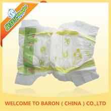Upgraded popular canada standard sleeping baby useful disposable diaper factory