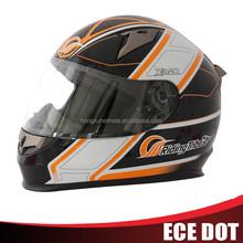 ECE motorcycle helmet