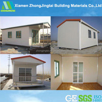 ZJT Wall Panl with EPS Core for Prefabricated Home