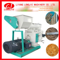 Newest type machines for making pellets for burning wood