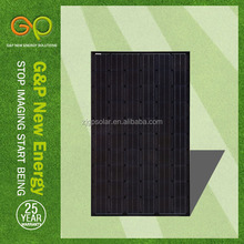 thin solar panel 250w with high efficient
