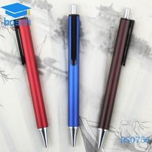 Manufacturer promotional plastic ball-point pen fancy ballpoint pen