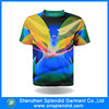 100 polyester sublimation blank t shirt