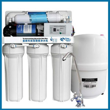 5 stage RO water filter system with TDS display