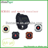 wireless waterproof electronic service wrist watch pager