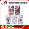 Color printing hang waist arm bag for 4.7inch mobile phone case