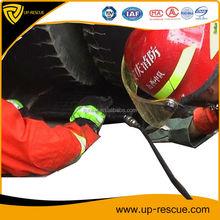 Life saving equipment firefighting equipment air cushion combination