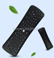 T6 Wireless Keyboard Flymouse 2.4GHz G-sensor Gyro Fly Air Mouse Mini Gaming Keyboard For TV Box PC Laptop Tablet Mini PC