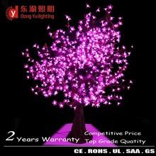 Popular cherry blossom Led tree , Super simulation tree Height 1.5m