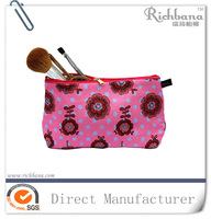 fashion lady high quality polyester oxford buying cosmetic bags