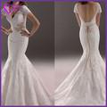 Preços baratos fábrica OEM Custom Design sexy vestidos de casamento imagens