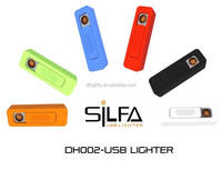 2014 Promotion novelty items of colorful usb lighter gift for Wine Bar