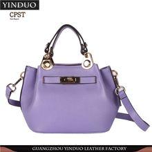 Hot 2015 Brand New Design Women Italian Leather Handbags Wholesale