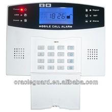 Oracle guard JGW-110G3A wireless home security alarm wireless 868mhz burglar alarm system
