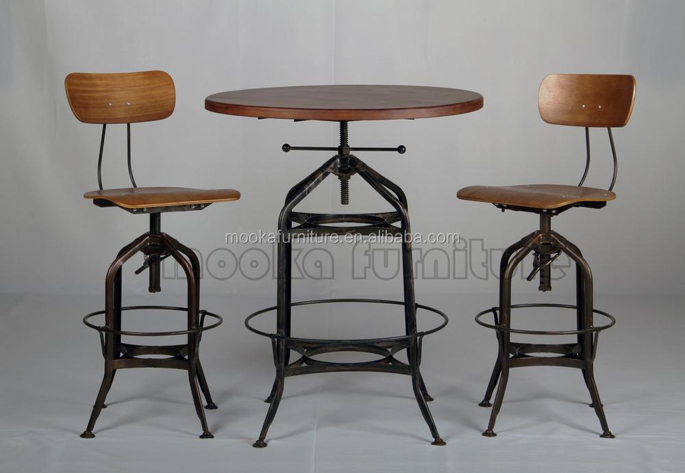 Industrial furniture vintage chair replica