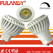 2013 Hottest Chinese Lamp. AC220V junction box 15 degree 9w gu10 220v osram spotlight led