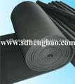 De goma espuma tablero aislante de calor para aire- acondicionado, solar y la construcción