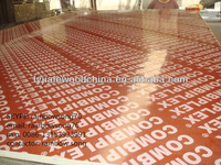 phenolic 1 times plywood for concrete formwork plywood