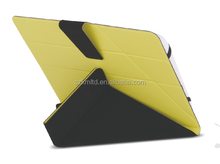 Special design transformer leather case for tablet pc/laptop