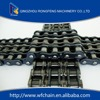 colored 45Mn 10#steel motorcycle chain Import from china motorcycle chain cd70 used /motorcycle spare parts