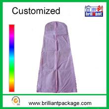 Customized Polyester or Non woven Wedding Dress Cover