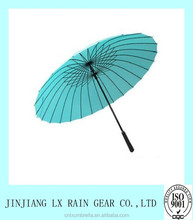 Double layer golf umbrella rain and sun umbrella