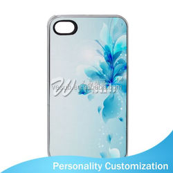 For Ipone 4 Blank Phone Case Sublimation Blank solar phone case