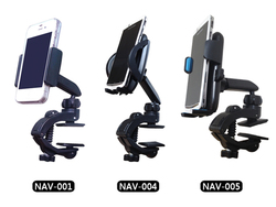 360 degrees rotation car phone and tablet holder